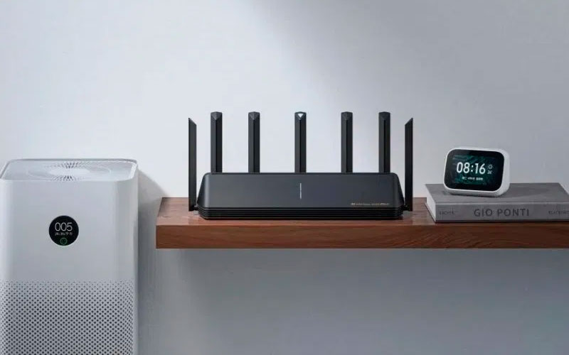 Маршрутизатор Mi Router AX6000