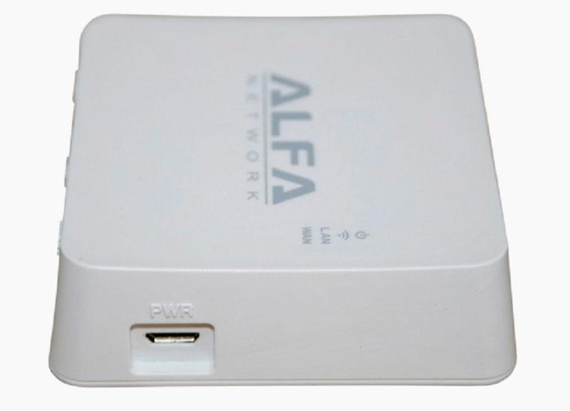 Карманный Wi-Fi роутер AIP-W512